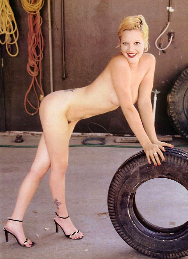 Drew barrymore nude hot seems brilliant