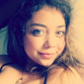 Sarah Hyland topless