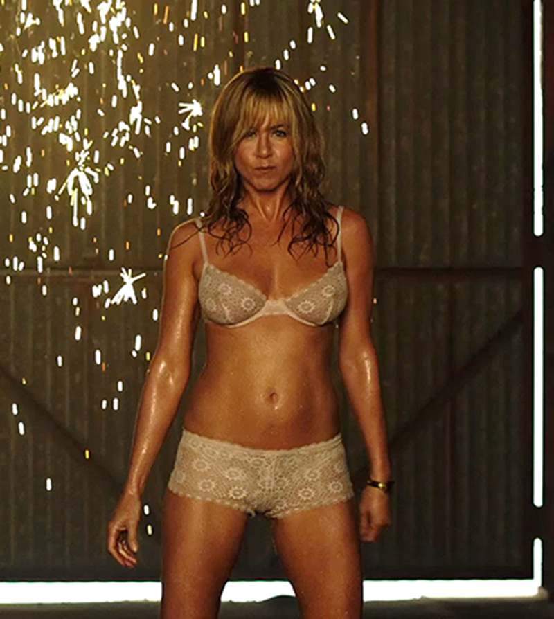 Really. And Jennifer aniston topless movie scene agree