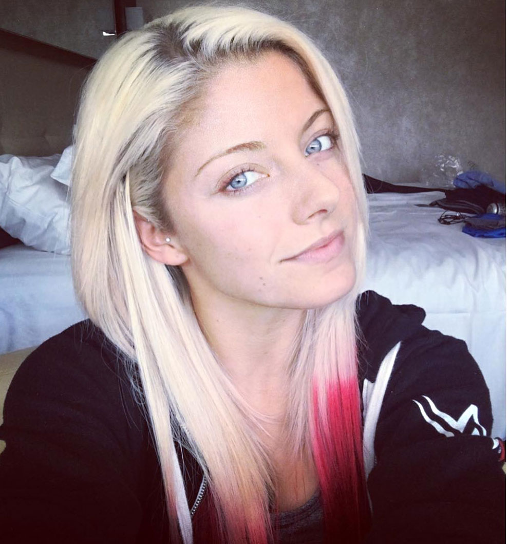 pictures Alexa Bliss Tits
