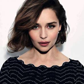 15-Emilia-Clarke-Platinum-Blonde-Dark-Hair-Sexy