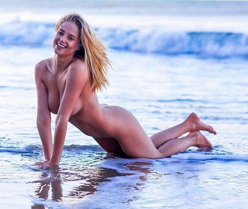 Topless genevieve morton