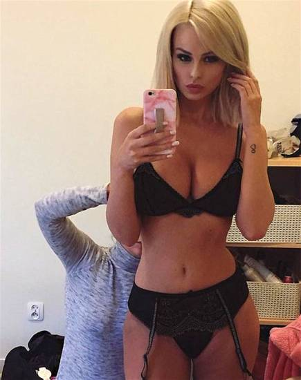 Rhian Sugden Nude LEAKED Pics and Shocking PORN video 32