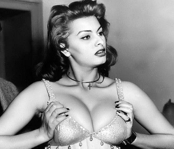 Sophia Loren Playboy
