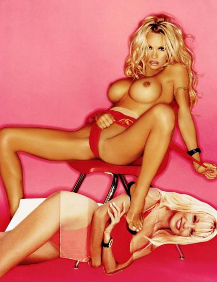 Pamela Anderson Nude Pics and Leaked Sex Tape 27