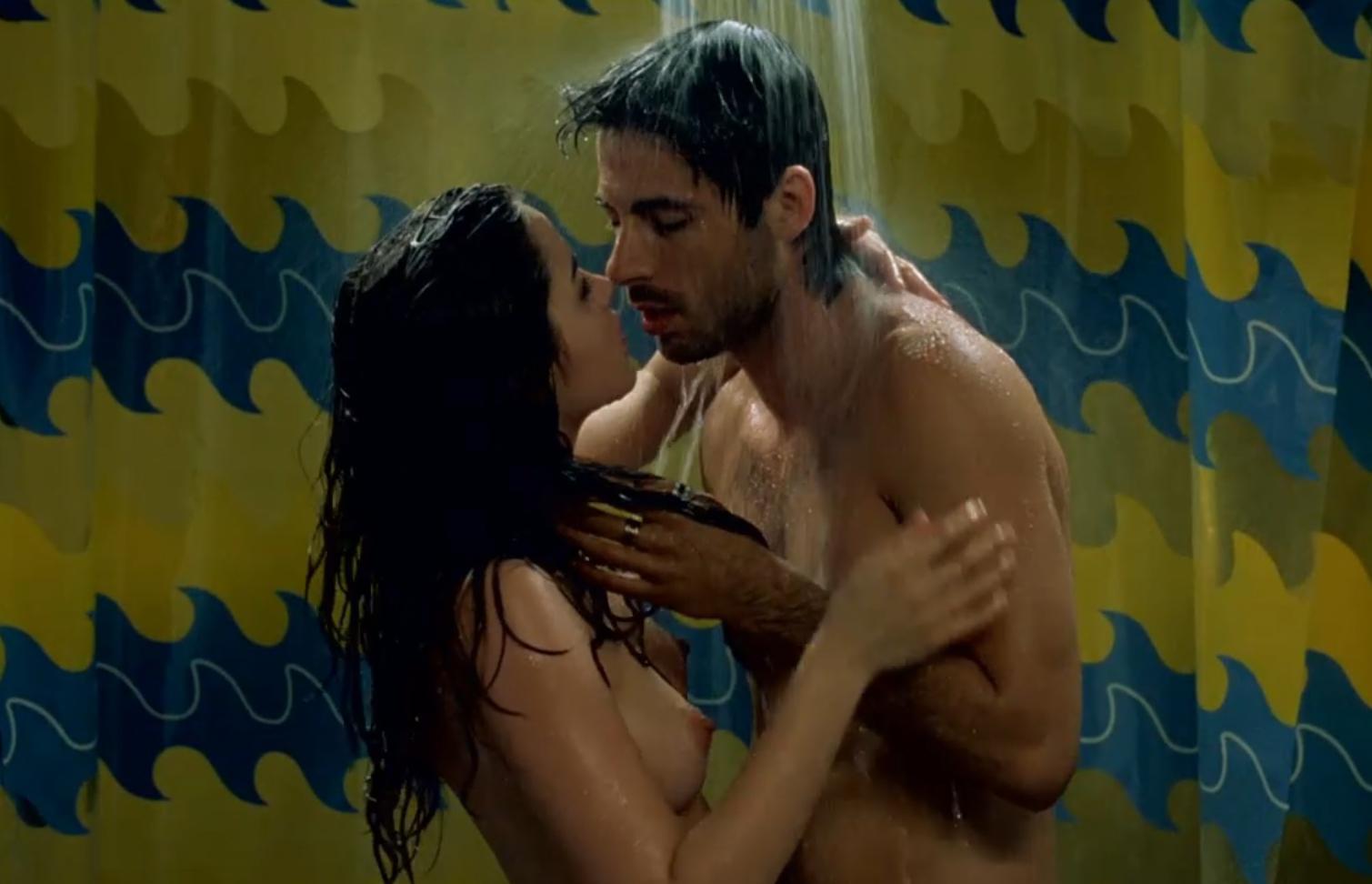 Ana De Armas Boobs ana de armas nude boobs in mentiras y gordas movie - free video