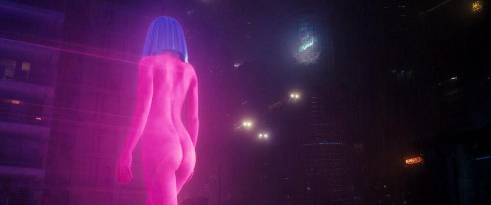 Ana de Armas naked ass