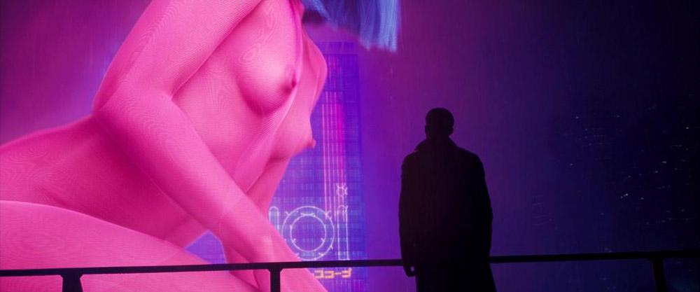 Ana de Armas naked hologram