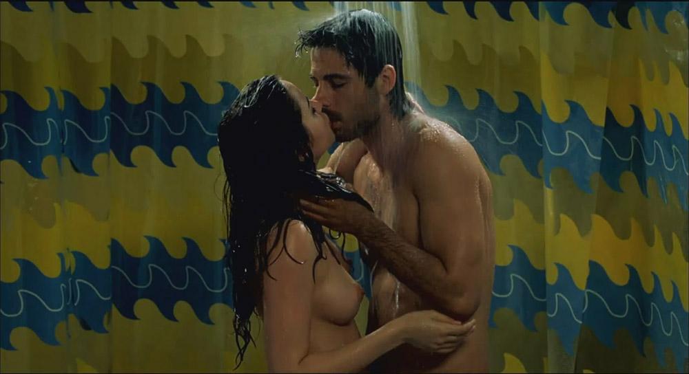 Ana de Armas topless sex scene