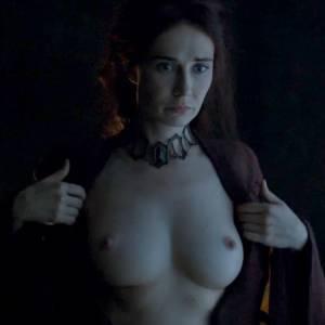 Carice Van Houten Nude Scene In Game of Thrones Series