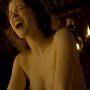 Charlotte Hope Nude Boobs In Game Of Thrones Series