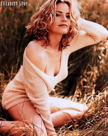 Elisabeth Shue Nude Pics & Sex Scenes Compilation 66