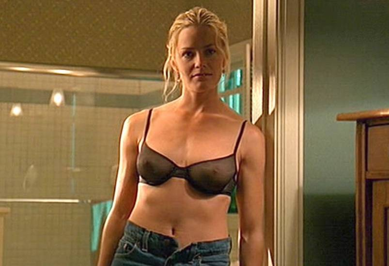Elisabeth Shue Nude Scene In The Trigger Effect Movie
