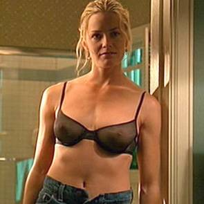 Elisabeth Shue Nude Scene In The Trigger Effect Movie