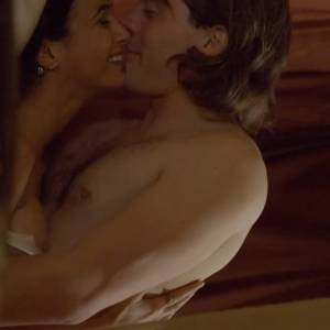 Emmanuelle Chriqui Nude Sex Scene In The Borgias Series