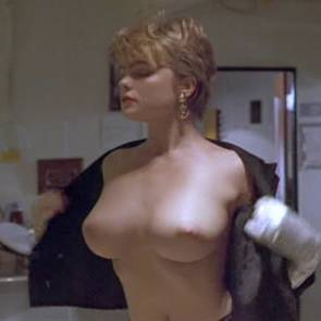 Erika Eleniak Nude Scene In Under Siege Movie