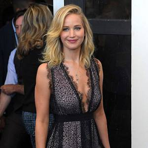Jennifer Lawrence In Venice Film Festival 2017