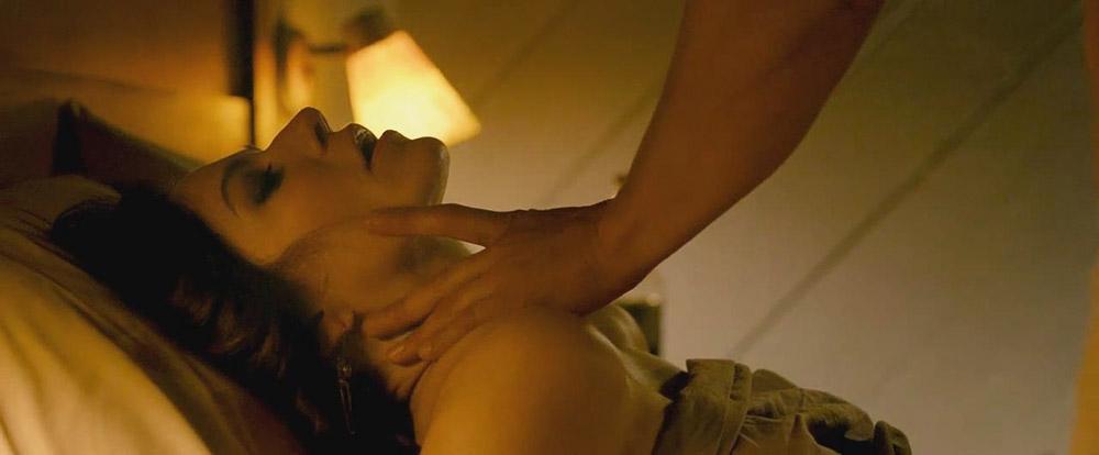 Lynn Collins nude sex scene
