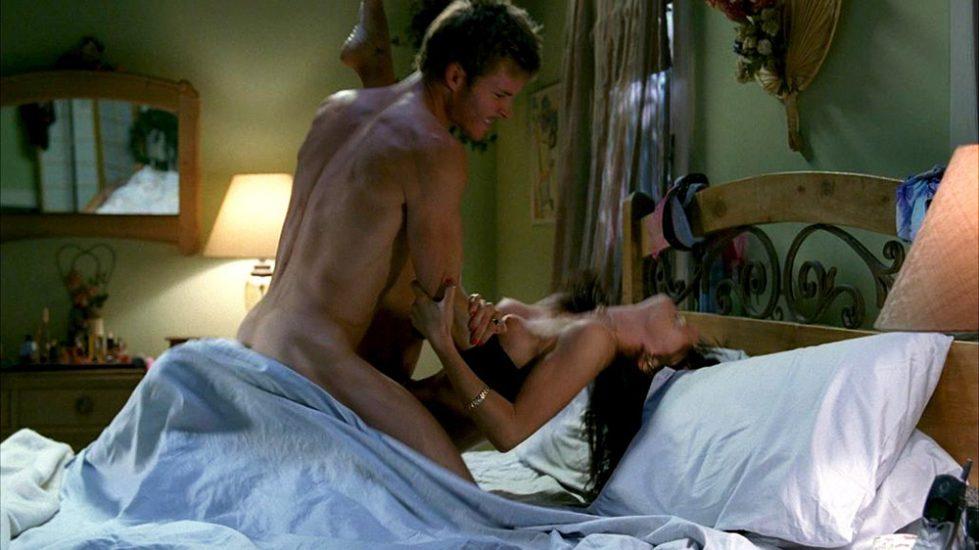 Lynn Collins boobs in nude sex scene