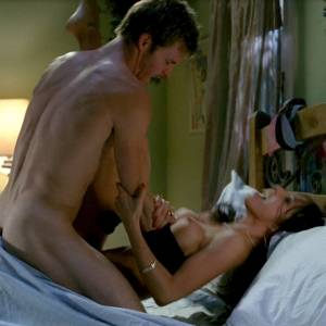 Lynn Collins Nude Sex Scene In True Blood Series
