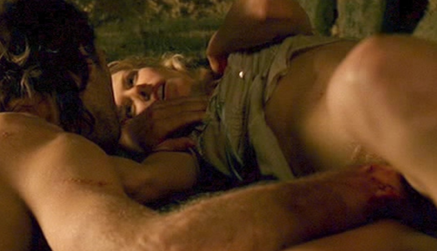 Cold mountain sex scene video
