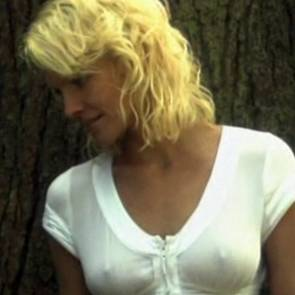 Tricia Helfer Nude Scene In Battlestar Galactica Movie