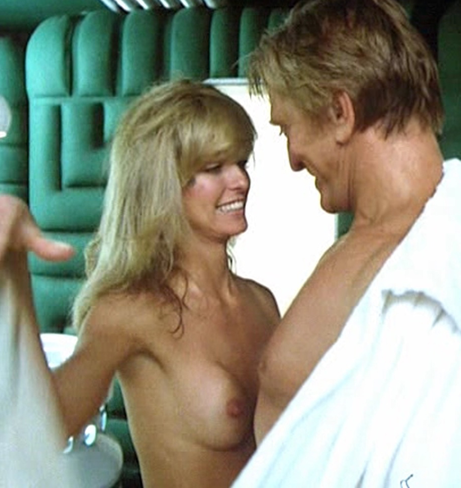 from Legend farrah fawcett nipples naked