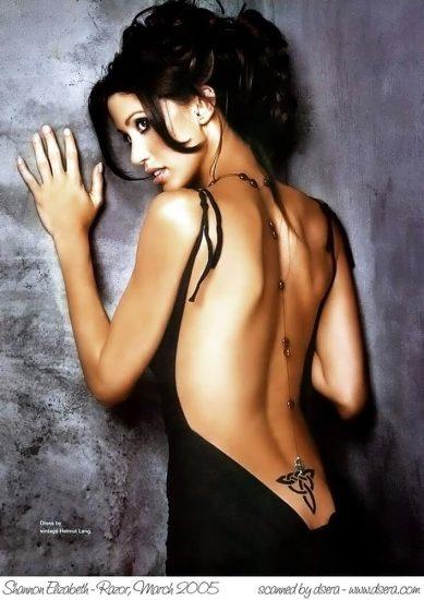 Shannon Elizabeth Nude Pics & Topless Sex Scenes Compilation 43