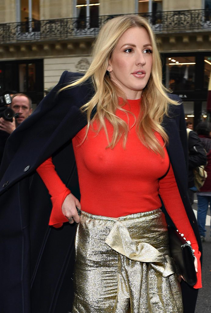 Goulding sexy ellie