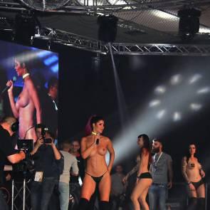 01-Micaela-Schäfer-Nude-Sexy-Performance