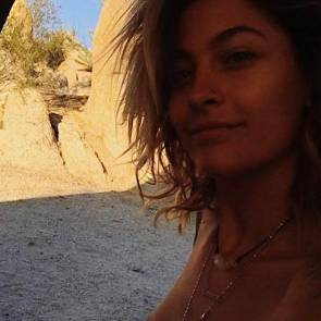 Paris Jackson Nude Photos, Porn and Nip Slip [2021] 5
