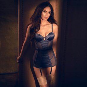 06-Megan-Fox-Sexy-Lingerie