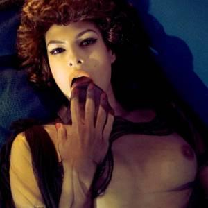 Eva Mendes Naked &Topless — Cuban Hotness!