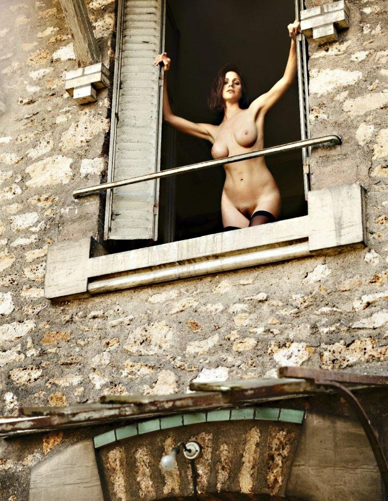 Kathrin Hess Playboy