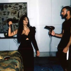 08-Kim-Kardashian-Sexy-Vogue-Mexico-Deep-Cleavage