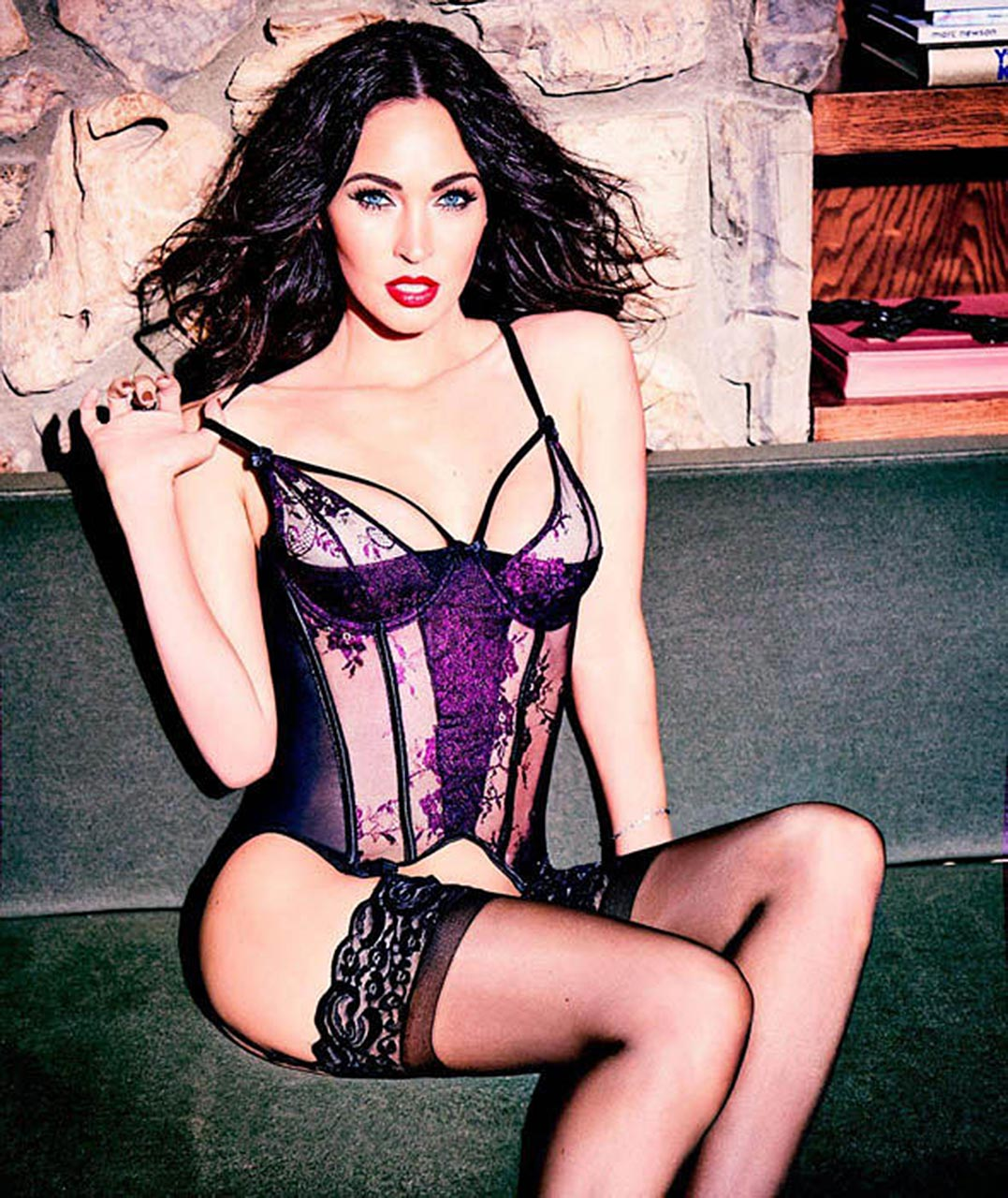 Sexy nude pics of megan fox