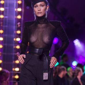 Bella Hadid Nude and Hot Photos & Porn Video [2021] 118