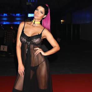 10-Micaela-Schäfer-Nude-Sexy-Performance