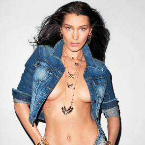 Bella Hadid Nude and Hot Photos & Porn Video [2021] 121