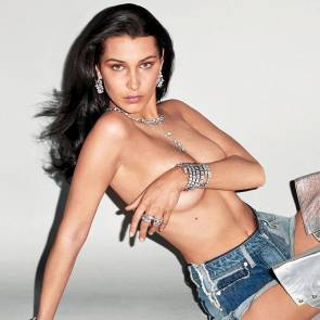 Bella Hadid Nude and Hot Photos & Porn Video [2021] 123