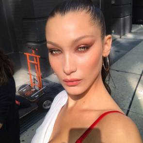 Bella Hadid Nude and Hot Photos & Porn Video [2021] 124