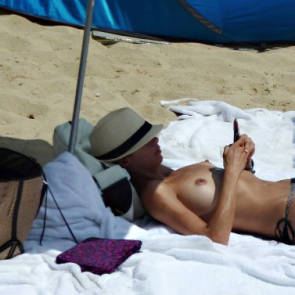 17-Lilly-Boris-Becker-Topless-Tits-Sexy