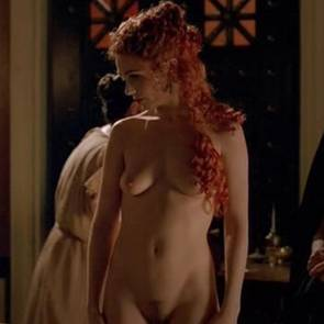 Kerry Condon Nude Scene In Rome Series