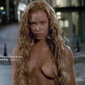 Kristanna Loken Nude Scene In Terminator 3 Movie