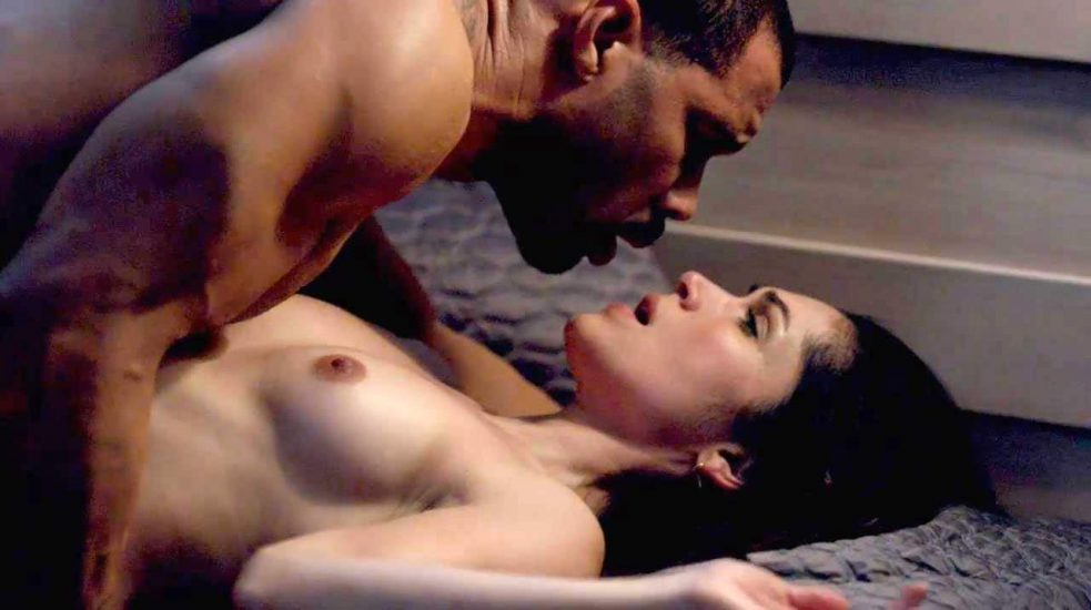 Lela Loren nude in sex scene