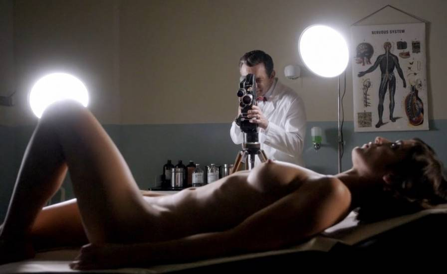 Lizzy caplan masters of sex nude
