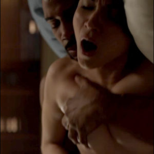 Lela Loren Passionate Sex Scene In Power Series