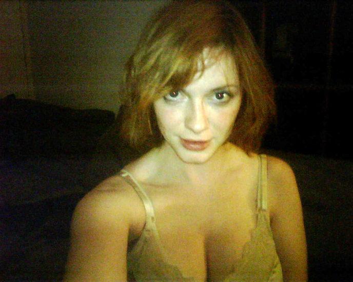 Christina Hendricks Nude LEAKED Pics & Sex Scenes 3