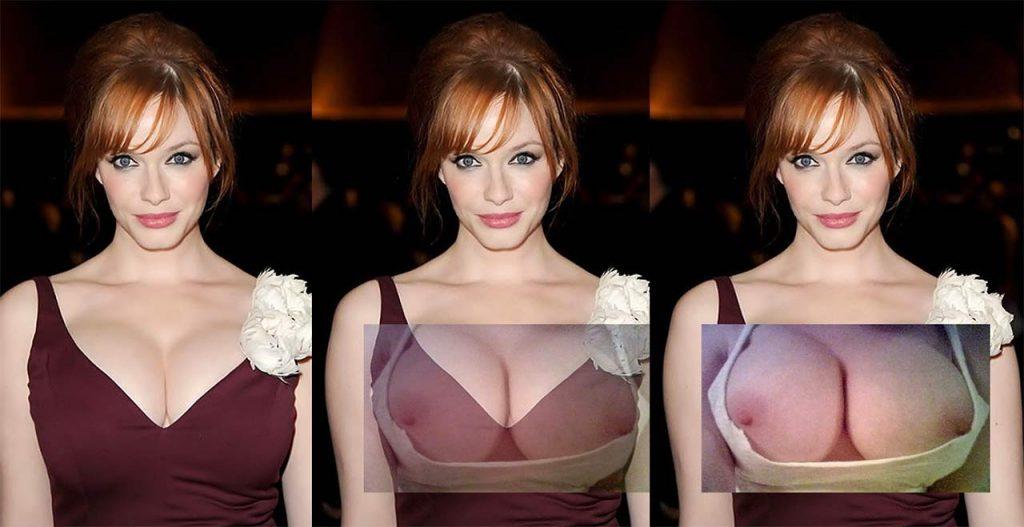 Christina Hendricks Nude LEAKED Pics & Sex Scenes 22