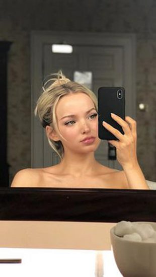 Dove Cameron Nude LEAKED Snapchat Pics & Sex Tape 90